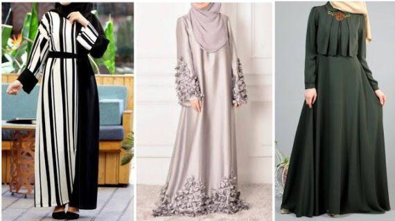 Beautiful and latest abaya trends with hijab II New latest abaya designs 2020